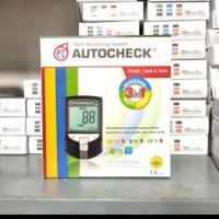 alat autochek 3in1 alat chek gula darah asam urat cholesterol