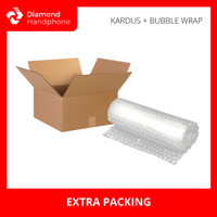 Extra Packing Kardus Bubble Wrap