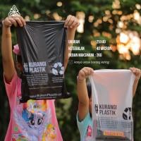Cassava Bag - Kantong Cassava - Ramah Lingkungan - Plastik Organik
