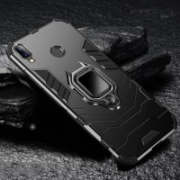 ASUS ZENFONE MAX PRO M1 SOFT CASE HYBRID PANTHER SERIES