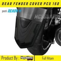 Rear Fender Cover Pcx 150/Hayaidesu/Aksesoris Honda Pcx 150/Karet