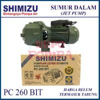 Pompa Air JET PUMP SHIMIZU PC 260 BIT - TANPA WRAPPING