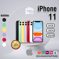 [100% RESMI IBOX] IPHONE 11 — 64GB & 128GB & 256GB