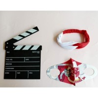 masker set bandana scuba merah putih indonesia murah