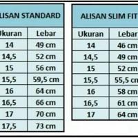 Ready Stock Baju Kemeja Putih Alisan Pangkat / Pilot Panjang Kantong 2