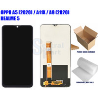LCD OPPO A5 2020 / A11X / A9 2020 / REALME 5 FULLSET CONTRAS MAIN AAA