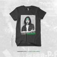 T-shirt Persebaya X Raisa Terjebak Nostalgia