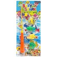 Mainan Pancingan Magnet Baby Shark 2034 - Fishing Game