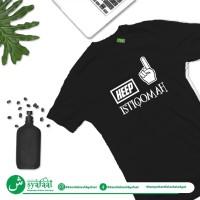 Kaos Dakwah Syafaat Lengan Pendek - Keep Istiqomah