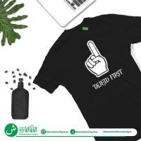 Kaos Dakwah Syafaat Lengan Pendek - Tauhid First