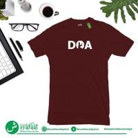 Kaos Dakwah Syafaat - Doa