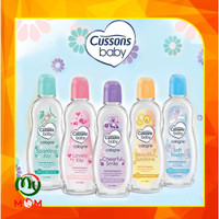 Cussons Baby Cologne 100 ml / Cusson Cologne Bayi Cussons Baby