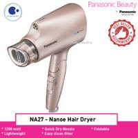 Panasonic Nanoe Hair Dryer NA27 Pengering Rambut 1200 watt