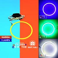 Lampu Variasi Motor LED Angel Eye Ov.//T01M07