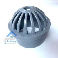 Saringan got ATAP 3 Inch PVC Tebal SLG- Roof Drain Saringan Air floor