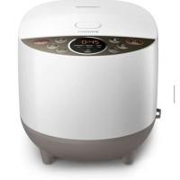 Rice cooker Magic com Philips Digital HD 4515 / 63 - 1.8L - 8 FUNGSI