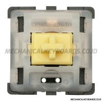 Gateron KS-3X47 Yellow Switch (Linear - PCB Mount)