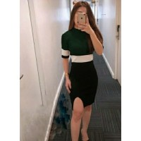 S1 Dress Cava Rajut Baju Fashion Wanita Premium Pakaian Cewek Ngepres
