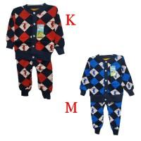 Sweater Jaket Baju Hangat Anak Bayi Setelan Import Cewek Cowok 02