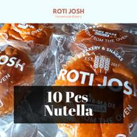 Roti Nutella 10 Pcs - Roti Josh