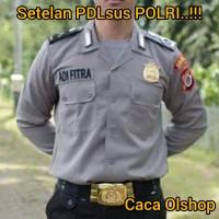 1 STEL BAJU PDLSUS JATAH POLRI 2020 POLISI SABHARA