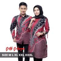 Baju Batik Couple Keluarga   kemeja batik pria   Batik wanita Jumbo