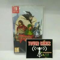 The Banner Sage Trilogy Nintendo Switch Rizkishop498