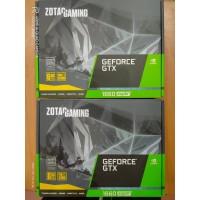 Zotac Geforce GTX 1660 Super Twin Fan 6GB DDR6 192 BIT