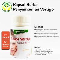 Obat Herbal Vertigo