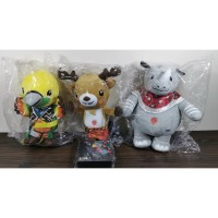Limited Edition! Boneka Maskot dan Replika Medali Asian Games 2018