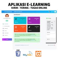 Aplikasi Elearning Kirim Tugas & Ujian Online Lengkap