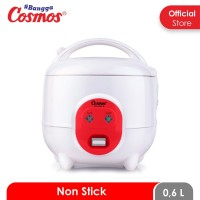 Cosmos CRJ-1001 N - Rice Cooker 0.6 L