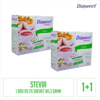 Diasweet Sweetener Stevia Bonus 1