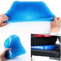 Patchz Bantal Duduk Alas Kursi Ice Pad Gel Cushion Non Slip Massage