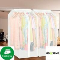 Pelindung Pakaian / Kantong Baju Anti Debu Dustproof Organizer