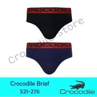 Celana Dalam Crocodile Artikel 521-276 (2 Pcs in Box)