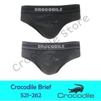 Celana Dalam Crocodile Artikel 521-262 (2 Pcs in Box)