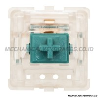 DUROCK T1 Clear Switch (Tactile 67g - PCB Mount)