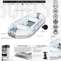 Perahu Karet Marine Pro Bestway