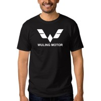 kaos baju t-shirt pria sport premium wuling motor