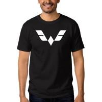 kaos baju t-shirt pria premium wuling motor logo