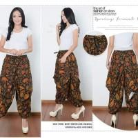 Celana Panjang Rayna Longpants Aladin Jogger Batik Wanita