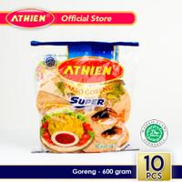 Athien - Bakso Goreng Ikan Asli Belitung / 600 gram
