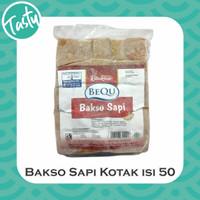 Bequ Bakso Kotak isi 50