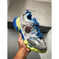 Balenciaga Track Grey Neon Blue (35-46)