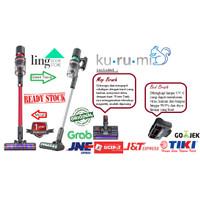 Kurumi KV06 Cordless Vacuum Cleaner With BedBrush n MopBrush