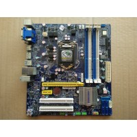 MOBO Mainboard Gaming Foxconn B75M LGA1155 B75 H61 H77 Z77 4-slot RAM