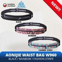 AONIJIE Waist Bag W960 Tas Pinggang lari sepeda gym ORIGINAL