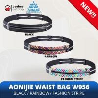 AONIJIE Waist Bag W956 Tas Pinggang lari sepeda gym ORIGINAL