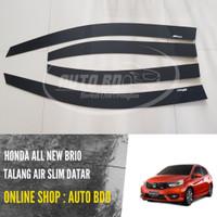 Talang Air All New Brio 2018 Slim Datar Flat Like Ori
